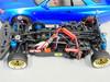 Custom RC 1/10 Drift NISSAN SKYLINE R34 AWD Belt CAR Blue RTR