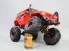 Custom Built 1/10 RC Jeep Wrangler SWB Short Wheel Base Crawler 8.4V *RTR*