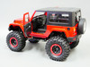 Scale interior Jeep Wrangler