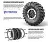 Licensed Interco Super Swamper Tires for the 1/10 Gen7 Everest