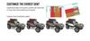 Redcat Gen7 Everest Pro 1/10 4WD Rock Crawler RTR Black