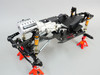 rc v8 engine truck chassis