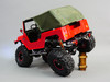 RC 1/10 Jeep Wrangler Rear Big Bore Shocks
