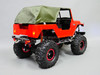RC 1/10 Brushless JEEP WRANGLER Warrior 11.1v Waterproof RC TRUCK RTR