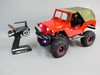 RC 1/10 Brushless Jeep Wrangler Warrior 11.1v RTR