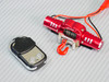 RC Scale DUAL Motor Electric Winch Red