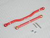 Axial Scx-10-2 Metal Steering Links Set Red