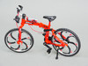 1/10 Scale MOUNTAIN BIKE W/ Moving Parts Blue
