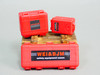 1/10 CARGO Luggage Safety Cases Storage Box (3PCS) RED