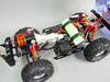 1/10 RC JEEP WRANGLER RUBICON 2-SPEED Rock Crawler 8.4V *RTR* Nerf