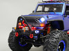 1/10 RC JEEP Wrangler with dual motor winch