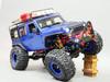 1/10 blue rc jeep