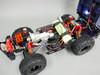 1/10 RC JEEP WRANGLER RUBICON Roof Rack 2-SPEED Rock Crawler 8.4V *RTR*