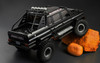 Rc Truck Lexan Body Shell Finished.
