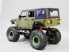 RC Jeep Wrangler 2.2 Rock Crawler 8.4v Single Speed -RTR- Green