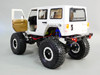 rc 1/10 jeep w/ interior