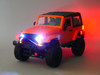 RC 1/14 Jeep Wrangler Rubicon 4x4  *RTR* White Hard Top
