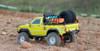 1/10 RC Pick Up Truck Body Shell 2 Door 313mm YELLOW