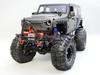 1/10 RC JEEP WRANGLER RUBICON 2-SPEED Rock Crawler 8.4V *RTR* BLACK