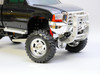 RC Scale Truck Wheel Set FORD F350 Style CHROME Assembled 95mmx35mm -4pcs-