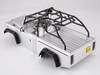 RC 1/10 Truck Body  MARAUDER  - SILVER-