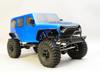 1/10 RC Jeep Wrangler 4 Door Rock Crawler 4x4 RTR 313mm Gray