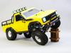 1/10 RC Truck Pick Up Rock Crawler 4x4 RTR 313mm Yellow