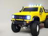RGT 1/10 RC Truck Pick Up Rock Crawler 4x4 RTR 313mm Blue