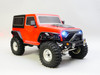 RC 1/10 Jeep Wrangler 2 Door Rock Crawler 4x4 RTR 285mm Red