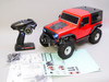 RC 1/10 Jeep Wrangler 2 Door Rock Crawler 4x4 RTR 285mm White