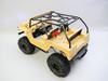 RC 1/10 Jeep Warrior Rock Crawler 2.2 RTR 325mm w/ LED Lights Waterproof
