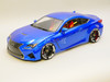 1/10 RC Car BODY Shell LEXUS RCF 190mm *FINISHED* BLUE