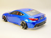 1/10 RC Car BODY Shell LEXUS RCF 190mm *FINISHED* WHITE