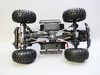RC 1/10 Jeep Wrangler 2 Door Rock Crawler 4x4 RTR 285mm w/ LED Lights SILVER