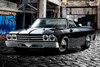 Kyosho Fazer RC Car 1969 Chevy El Camino 4wd -RTR-