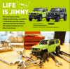Kyosho RC 1/28 Mini Z JIMNY Sierra Ready Set Dark GREEN -RTR-