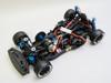 Custom RC 1/10 Drift SUBARU BRZ  AWD Drift Car RTR W/ LED