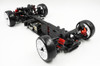 RC car chassis FWD Front Engine