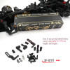 1/10 RC Car Chassis Xpress Execute XQ2S AWD Touring Car 4wd -KIT- xp-90032