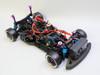 RC 1/10 Mitsubishi EVO Voltex Evolution Iridescent Brushless RTR W/ LED /Sound