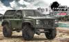 Gmade RC Truck Buffalo Chevy K5 Blazer BODY Shell Clear #GM60228