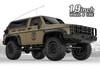 Gmade RC Truck BODY Shell  Buffalo Chevy K5 Blazer Clear #GM60228