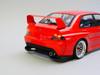 RC 1/10 Mitsubishi EVO Voltex Evolution Brushless RTR W/ LED /Sound -BLACK-