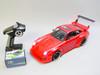 RC 1/10 PORSCHE 911 Turbo RWB Brushless RTR W/ LED W/ Sound -RED-