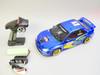 Custom RC 1/10  Drift SUBARU Impreza STI 4 Door Drift AWD CAR RTR W/ LED