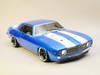 Kyosho RC Car 1969 Chevy Camaro Resto Mod  DRIFT + LED + SOUND  W/ Lipo + Charger -RTR-
