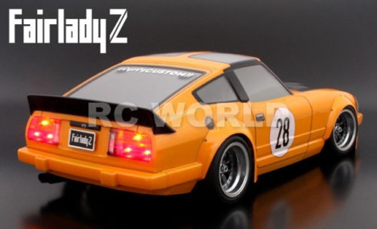 1 10 Rc Car Body Shell Datsun Nissan Z Fairlady 280z
