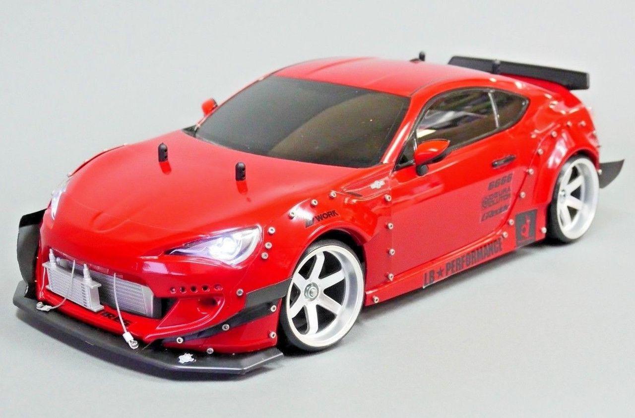 1 10 Rc Rocket Bunny Wide Body Toyota 86 Frs Subaru Brz Drift Body Kit Rc World