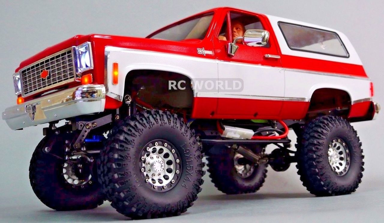 Chevy Blazer Rc Truck Cheaper Than Retail Price Buy Clothing Accessories And Lifestyle Products For Women Men