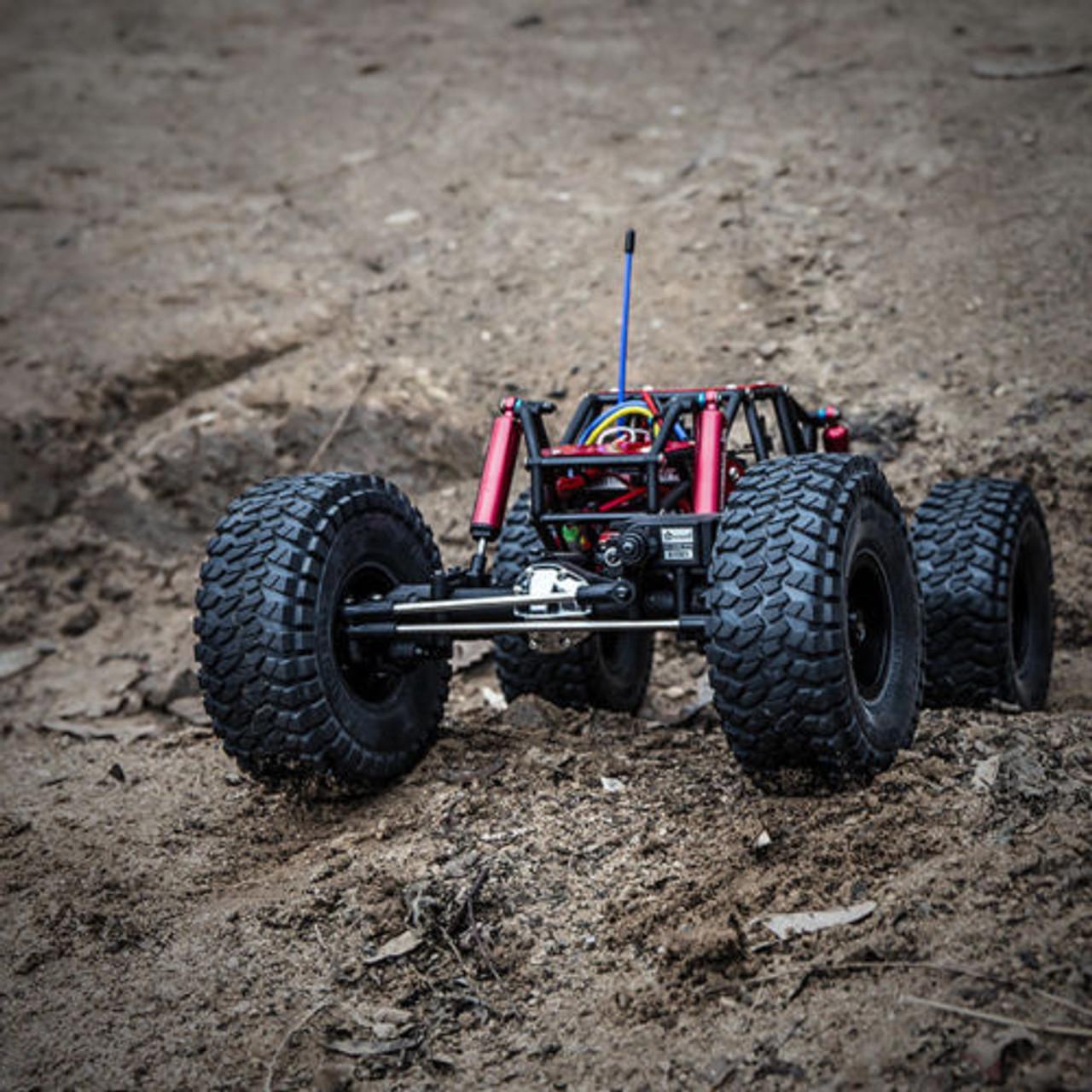 Gmade 2 2 Tires 143mm Rock Crawler Tire Mt2202 Gm70524